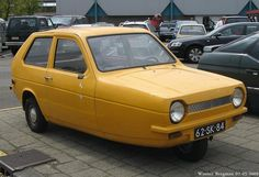 Reliant Robin 850 1977 | Flickr - Photo Sharing!