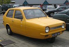 Reliant Robin 850 1977.