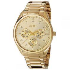 e0493636585 Beschreibung Details: Hersteller: ESPRIT Uhrwerk: Quarz Antrieb: Batterie  Anzeige: Analog Wasserdichte
