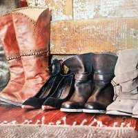 Free People's erste Schuhlinie |ChuhChuh-Mobil