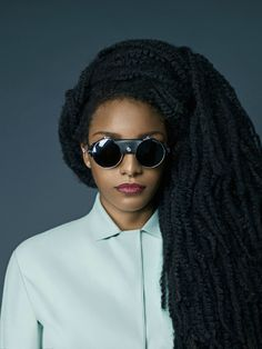 Black women with long hair. Black Girl Magic, Black Girls, Black Women, Dandy, Quann Sisters, Curly Hair Styles, Natural Hair Styles, Long Natural Hair, Afro Hairstyles