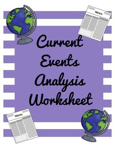 1000 ideas about current events worksheet on pinterest worksheets students and current events. Black Bedroom Furniture Sets. Home Design Ideas