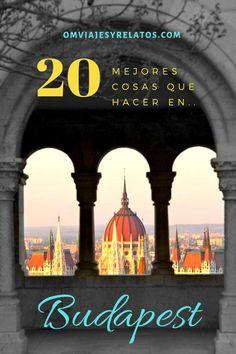 Qué ver en Budapest en 3 días de viaje: Rutas, consejos, gastronomía y curiosidades.. #Budapest #Hungría #Europa