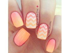 Wzorki na palec serdeczny. 20 super pomysłów na letni manicure - Strona 24