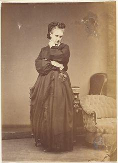 Sèriè à la Ristori, 1860's