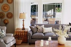 Interior Designer Sarah Richardson | Inspiring Interiors