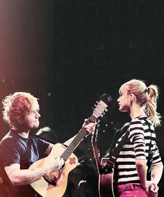 The combined maturity level of us both is like eight years old- Taylor Swift on Ed Sheeran