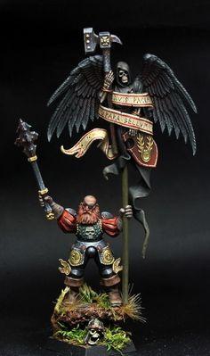 Empire standard Warhammer