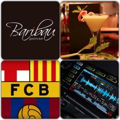 Hoy nos espera un sábado apasionante en #Baribau, con el desenlace de la Liga y una noche cargada de buena música y grandes cócteles. ¡Te esperamos! #Barcelona #GastroBar