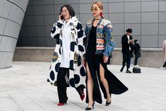 From Toddlers to K-Pop Stars, Seoul Fashion Week Takes Street Style to the Next Level Photos   W Magazine