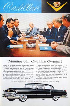 1955 Cadillac Series Sixty Special Sedan