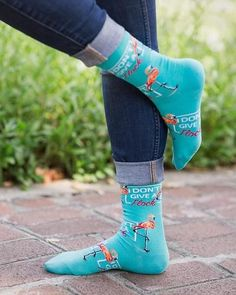 #sassy #funnysocks #flamingos Bird Stand, Pink Bird, Funny Socks, Tropical Vibes, Ankle Socks, Retro Outfits, Flocking, Crew Socks, Bright Pink