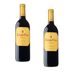 Vin rouge Campoviejo Réserve 75 Cl - LOT DE 2