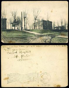 Gustavus Adolphus College, St. Peter MN    01-14-1913  State Archives #0770-050