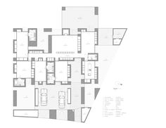 House Plans, Floor Plans, How To Plan, Architectural Models, Facades, Drawings, Houses, Contemporary Architecture, Plants
