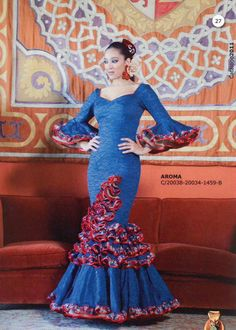 flamenco gown
