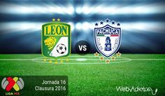 León vs Pachuca ¡En vivo por internet! | Jornada 16 del Clausura 2016 - https://webadictos.com/2016/04/30/leon-vs-pachuca-clausura-2016/?utm_source=PN&utm_medium=Pinterest&utm_campaign=PN%2Bposts
