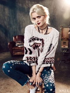 Defining Cool: Vogue's It Girls of the Year - Vogue Daily - Vogue