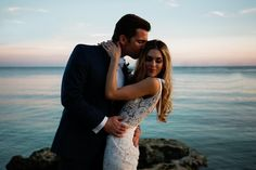 Krista & Brett - Key West Wedding Photographer - Casa Marina Resort | Madison Hope Photography, LLC