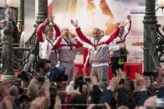 Luna Rossa Piranha - ACWS Naples Fleet Racing Champions