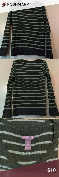 Med Laura Scott sweater Mint condition women sweater Laura Scott Sweaters Crew & Scoop Necks