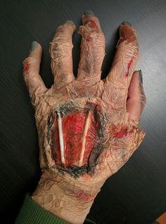 Zombie hand! Halloween time! Halloween, Spooky Halloween
