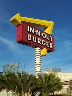 In-n-out burger, missing this place way to much!