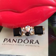 Stunning Bracelet Gorgeous Black/Diamond anytime Bracelet. Jewelry Bracelets