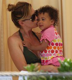 Grey's Anatomy Quotes 2012   Ellen Pompeo e Stella no Havaí ~ We Love Grey's Anatomy