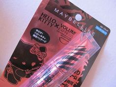 Maybelline Hello Kitty Volume Mascara