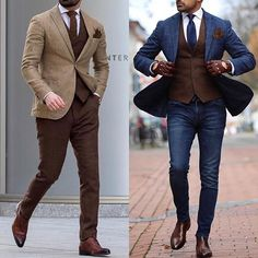 LEFT or RIGHT ? Shop quality men's fashion at www.GentlemensCrate.com (link is in bio) ! Courtesy of @makanveli ________________________________ #suit #suits #gentlemen #gentlemens #fashion #menfashion #mensfashion #menswear #menstyle #mensstyle #menwithstyle #menwithclass #mensclothing #suitup #suitandtie #classy #tiefashion #likes #l4l #20likes #lfl #tflers #tagsforlikes #like4like #instalike #likeback #likesforlikes #likebackteam #likeall