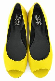 Femme Style: Yellow flats for the bride. —Aly