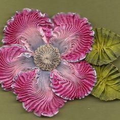 Vintage Passementrie Flower