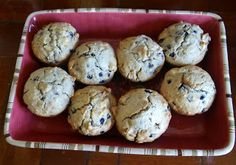 Simplicity Rebel Breads: Apple Blueberry Muffins