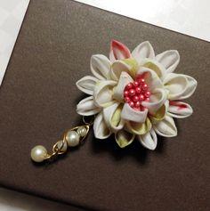 綿のバックチャーム decoration of handbags by Cotton