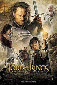 The Lord of The Rings : The Return Of The King (2003) - Selandia Baru - Inggris - Amerika - Fantasi Epik