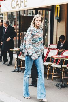 braless outfits street style