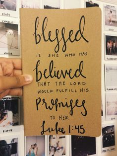 Kraft journal with bible verse