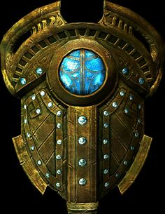 Aetherial Shield  BASE ARMOR:26 Weight:12 BASE VALUE:2000 Additional Effects: Enemies struck by this shield become ethereal for 15 seconds, making them unable to attack or be attacked.Class: Heavy Armor, Shield Upgrade Material: Dwarven Metal Ingot PERK: Arcane Blacksmith