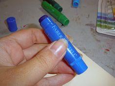Faber-Castell Color Gelatos techniques