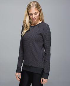 Lululemon Open Your Heart- Most comfortable sweatshirt ever!!!