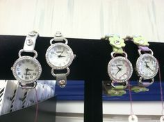 New Watches!!!