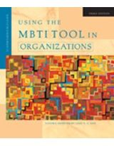 Using MBTI in Organisations. Everything you need to conduct an MBTI workshop geared toward organisational needs. £345.
