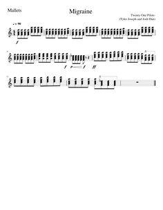 28 best twenty one pilots images music sheets music lyrics music rh pinterest com