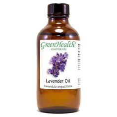 #Beauty #Health #natural health 4 fl oz Lavender Essential Oil (100% Pure & Natural) – GreenHealth 13.09      Item specifics    									 			Condition:  												 																	 															  															 															 																New: A brand-new, unused, unopened,...