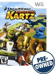 DreamWorks Super Star Kartz - PRE-Owned - Nintendo Wii