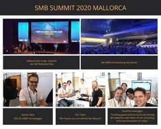 Eindrücke vom #SMBSummit2020 der #SAP