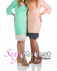 Dress Extender - SexyModest Boutique