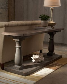 Haute House Daphne Console - traditional - buffets and sideboards - - by Horchow