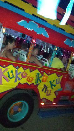 Kukoo Kunuku Party Bus Aruba 10/13